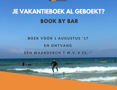 Vakantiefotoboek al geboekt?